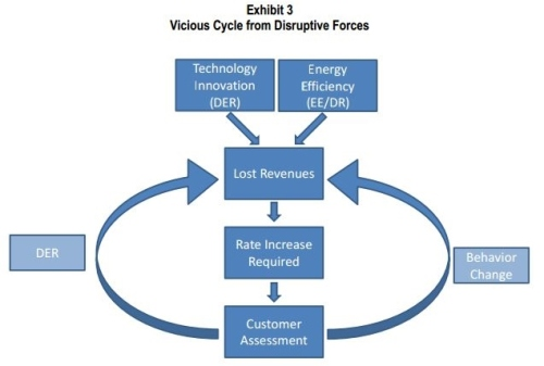 Vicious Cycle from Disruptive Forces Graph (2)