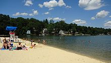 220px-Lake_Hopatcong_State_Park_NJ_beach_scene_houses_in_distance